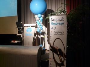 Uitreiking Nationale Onderwijsprijs NH 2014