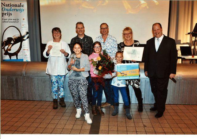 Nationale Onderwijsprijs Noord-Holland 2014